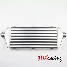 """2.5"""" Inlet & Outlet  Universal Bar&Plate Front Mount Turbo Intercooler 28x9x2.5"""