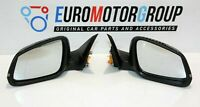 bmw Exterior mirror Outside left right 4er F32 F33 F36 BLACK SAPPHIRE 475