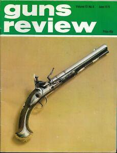GUNS REVIEW June 1979 - M1892 Revolver, Black Powder, Muzzle Loaders, Shooting