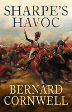 BERNARD CORNWELL __ SHARPE'S HAVOC ___ BRAND NEW __ FREEPOST UK