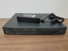 CISCO887VA-M-K9 ADSL ADSL2+ Annex M VPN Router ADVSECURITY LICENSE VAT INCL
