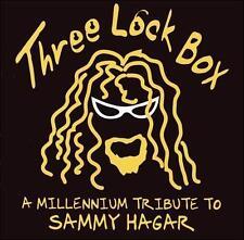 Three Lock Box: A Millenium Tribute to Sammy Hagar by Various Artists (CD, 2006,