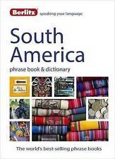 Berlitz Language: South America Phrase Book & Dictionary: Brazilian...
