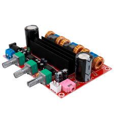 TPA3116D2 2 * 50W + 100W Scheda amplificatore di potenza per subwoofer Q7M1