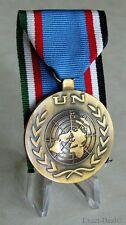 UN United Nations UNIIMOG - Iran-Iraq Military Observer Group 1988-91 Medal