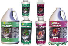 General Hydroponics - FloraNova Grow & Bloom - Organic Nutrition - Hydroponics