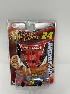 2008 Winner's Circle Jeff Gordon #24 DuPont Chevrolet  hood magnet 70489