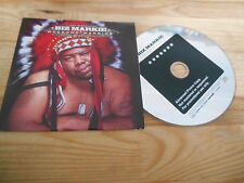CD HipHop BIZ dava-Weekend Warrior (12) canzone PROMO Groove ATTACK CB