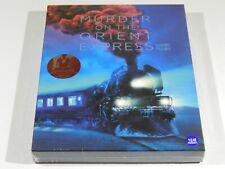 Murder on the Orient Express Blu-ray Steelbook KimchiDVD Full Slip Ed. #114/650