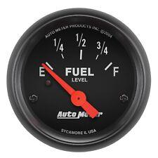 AutoMeter 2643 Z-Series Electric Fuel Level Gauge