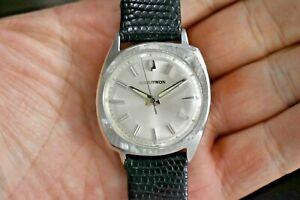 Vintage 1967 M7 Bulova Accutron Asymmetric Case Tuning Fork 214 Wrist Watch lot.