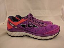 bc8e4264492 Brooks Ghost 9 Purple Pink Cactus Black Women s Size US 11 EUR 43 Running  DNA