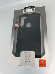 UAG - Scout Series Case for Motorola Moto G Stylus - Black NEW