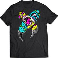 Skateboard - Cool Skateboard Cartoon Design - Unisex - T Shirt (S-5XL)