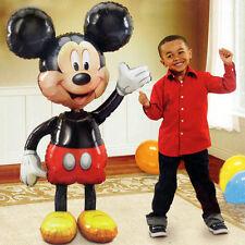 Mickey Mouse  AirWalker Foil Balloon 132 cm tall