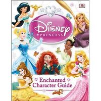 Disney Princess Enchanted Character Guide-ExLibrary