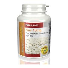 Zinc 15mg - Minéral important pour la santé - Système immunitaire -360 Comprimés