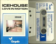 Icehouse (imported) cassette album - Love In Motion
