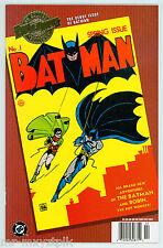 BATMAN #1 NM- *MILLENNIUM EDITION REPRINT* BOB KANE JERRY ROBINSON ART 1940-2001