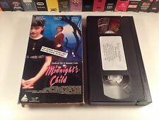 Midnight's Child / Night Eyes 3 Promo Double Feature VHS 90's Elisabeth Moss