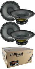 "4x 12"" PRV Audio 12W750A Pro Audio Woofer Loud Speaker 8 Ohm 3000W Car Audio"