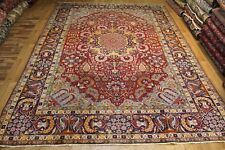 An Outstanding Persian Najaf Abad Handmade Carpet With Great Design 410 x 290