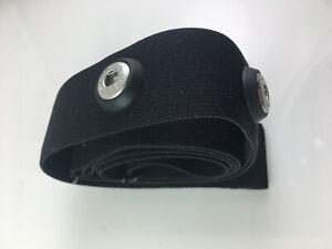 Chest belt/soft strap for Tomtom Magellan Polar H7 H10 ADIDAS Heart Rate Monitor