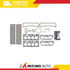 "Head Gasket Bolts Set 0.010"" Thicker Fit 92-02 Chevrolet GMC 6.5L DIESEL TURBO"