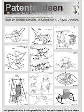 Schaukelstuhl selbst bauen patente Ideen  800 Seiten!