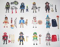 Playmobil Figurine Serie 12 Homme Personnage + Accessoires Modèle au Choix NEW