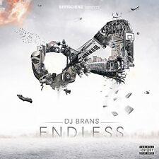 Dj Brans - Endless [New CD] UK - Import