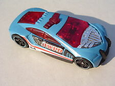 BLUE Hot Wheels Speed Trap Police Car. CFH74. LOOSE Fresh Out of the Box!