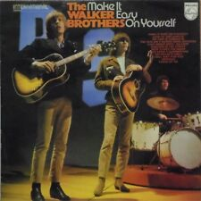 THE WALKER BROTHERS 'MAKE IT EASY ON YOURSELF' UK LP