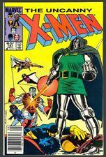 X-Men #197 - Arcade Miss Locke Nimrod - Doctor Doom Cover - Marvel (1985) 9.4 NM