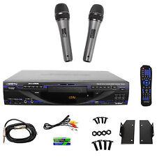 VocoPro DVX-890K Dvx890pro DVD/CD+G/USB/SD Karaoke Player+Echo FX+2) Microphones