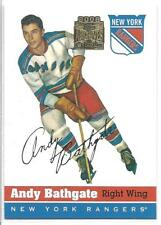ANDY BATHGATE 2002-03 Topps Archives ROOKIE REPRINT #1