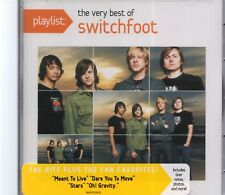 Switchfoot The Very Best Of Greatest Hits (CD) New Official Playlist Album Gift