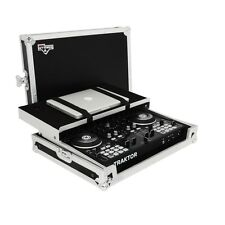 Gorilla Traktor Kontrol S4 mk2 S5 DJ Controller Flight Case With Laptop Shelf