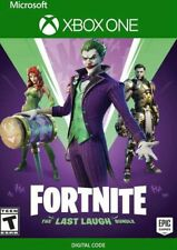 (Xbox One) FORTNITE: THE LAST LAUGH BUNDLE (Xbox Key) (WorldWide activation)