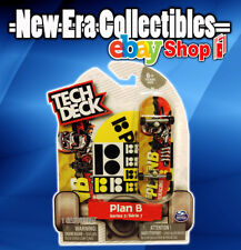Tech Deck Plan B Skateboards 1 Set Fingerboard Racing Series 7 Spin Master