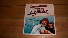 CHEECH AND CHONG UP IN SMOKE STICKER