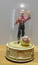 Classic Cowboy Howdy Doody 50th Anniversary LE Musical Figurine #1214/9,900