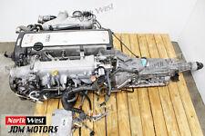 JDM Toyota 1JZ-GTE Turbo VVTI Engine 2.5L 6 Cyl Chaser MarkII Supra Motor 1JZ