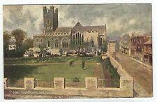 irish postcard ireland limerick cathedral