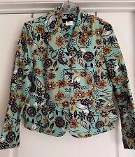 KAPALUA Beautiful Summer  Blazer, Size 14.