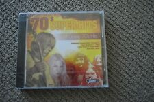 70'S SUPER HITS RARE NEW SEALED AUSTRALIAN CD! CHICAGO MUD CANNED HEAT TAVARES