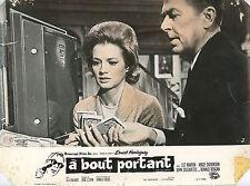 ANGIE DICKINSON  RONALD REAGAN THE KILLERS HEMINGWAY 1964 VINTAGE LOBBY CARD #9
