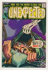 DC COMIC  THE UNEXPECTED 1971 #123 NM CONDITION GREAT COLOR FREE SHIPPING