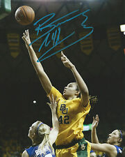**GFA Baylor Bears *BRITTNEY GRINER* Signed 8x10 Photo PROOF COA**