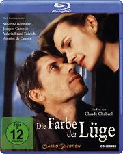 Blu-Ray * DIE FARBE DER LÜGE - Claude Chabrol # NEU OVP $